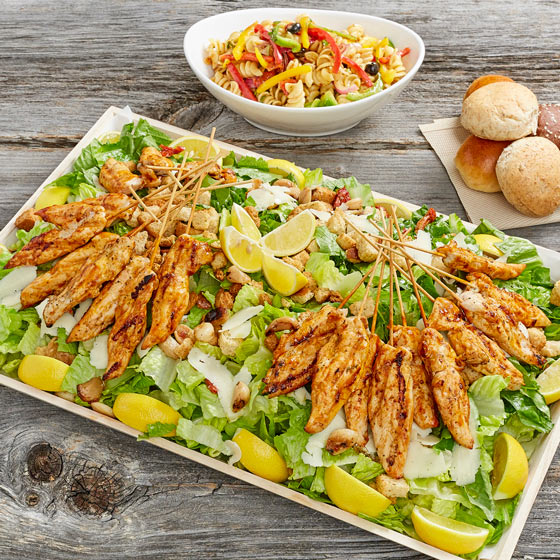 Grilled Chicken Caear