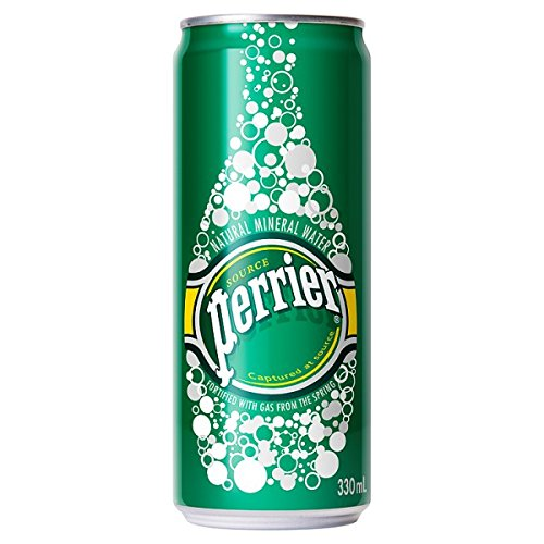 Perrier Can (330ml)