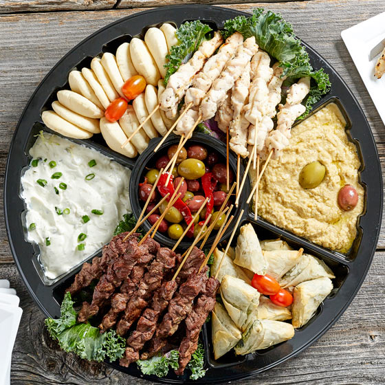 Taste of Greece Platter