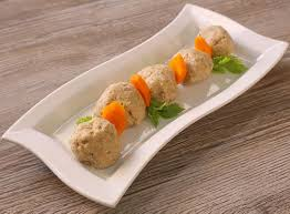 Salt & Pepper Gefilte Fish